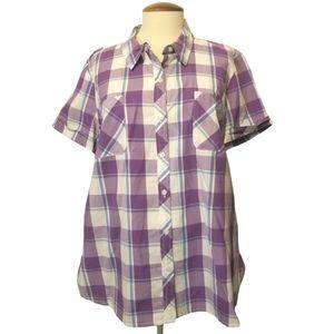 Tommy Hilfiger  Short Sleeve Regular Check Shirt